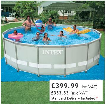 costco pools swimming pools paddling pools uk
