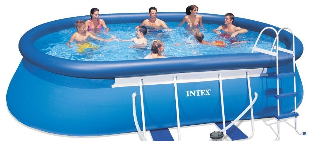 Oval Above Ground Pools Big Lots Swimming Pools More