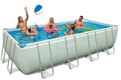 Rectangle Above Ground Pool Big Lots Swimming Pools Amp More
