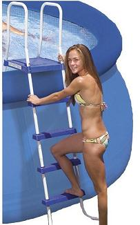 Above Ground Pool Ladder Amp Step System Big Lots Swimming Pools Amp More