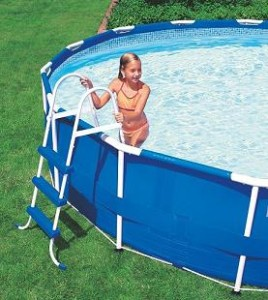 Above Ground Pool Ladder Step System Big Lots Swimming Pools More