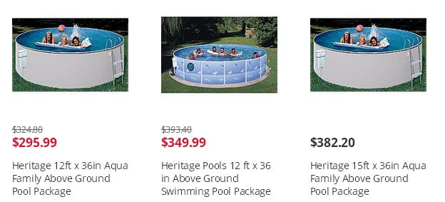 Kmart Above Ground Pools For Sale Big Lots Swimming