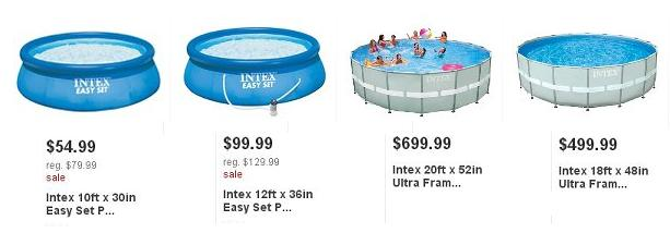 Pools for sale at Target | Big Lots Swimming Pools & More